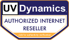 Click to Verify - This site is Authorized UVDynamics Internet Reseller